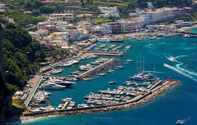 Süper Marina ( Marina di Capri – Amalfi )