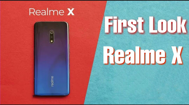 realme X - 48MP Dual AI Camera | Sale Starts on 18th July, 8PM