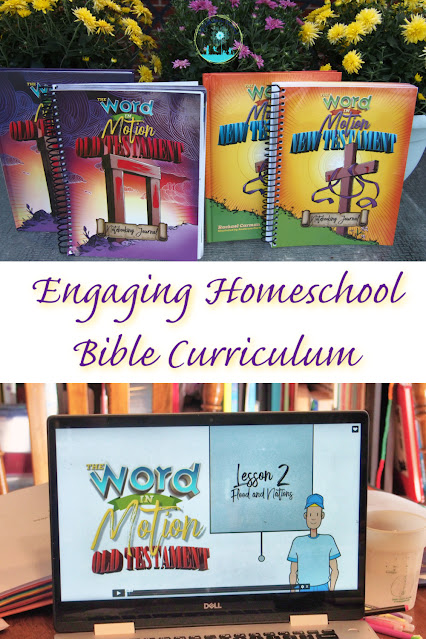 Engaging Curriculum to Help Your Kids KNOW the Bible