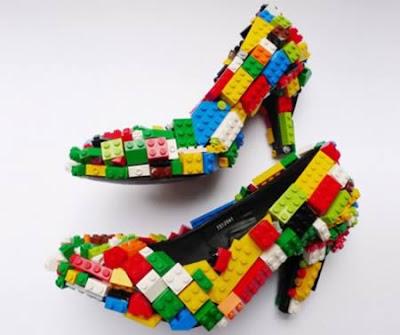 Zapatillas exóticas moda y zapatos