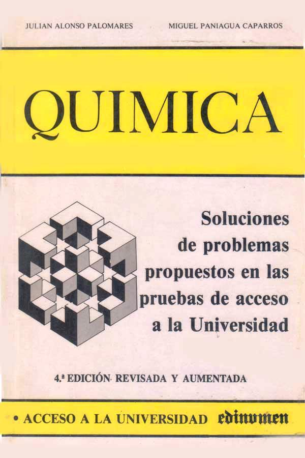 Química, 4ta Edición – Julián Alonso Palomares