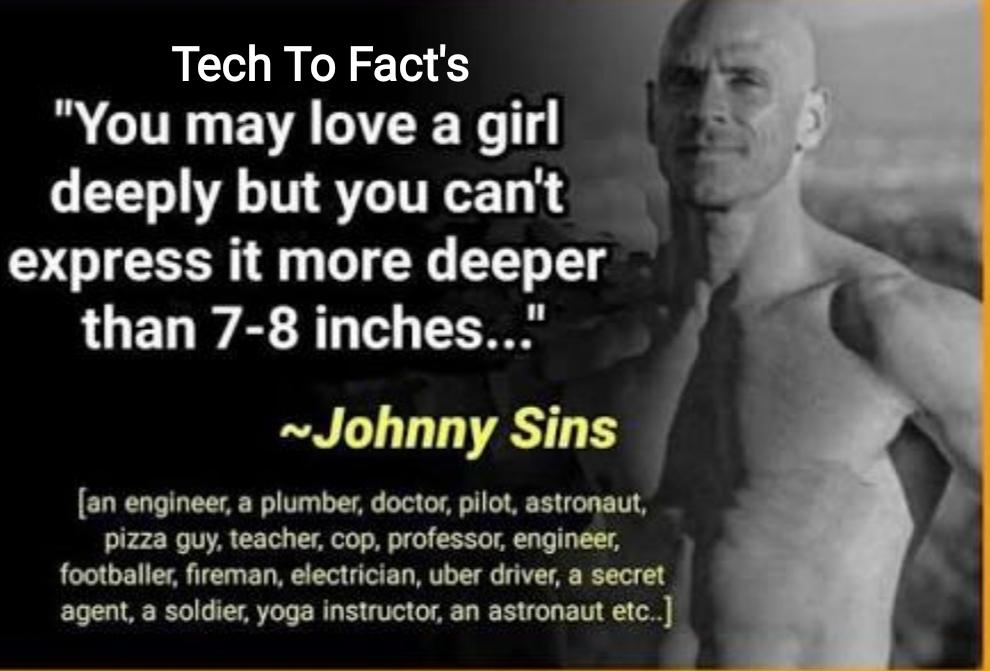 Sin johnny Johnny Sins