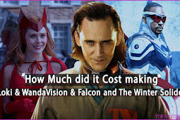 MCU: How Much WandaVision, Loki & Falcon and the Winter Soldier Cost?
