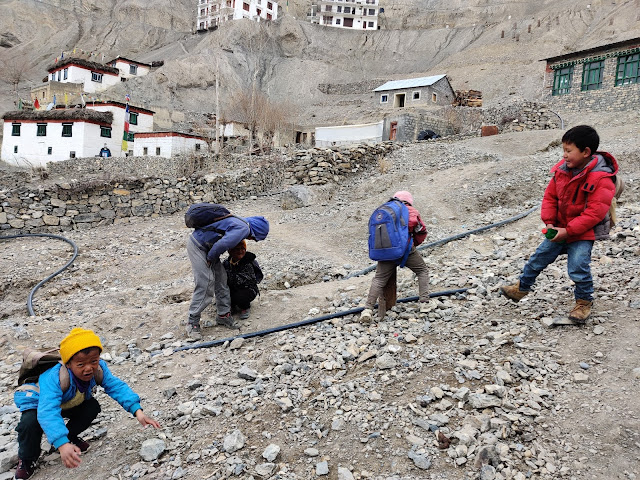 ultimate guide to Spiti Valley Dhankar