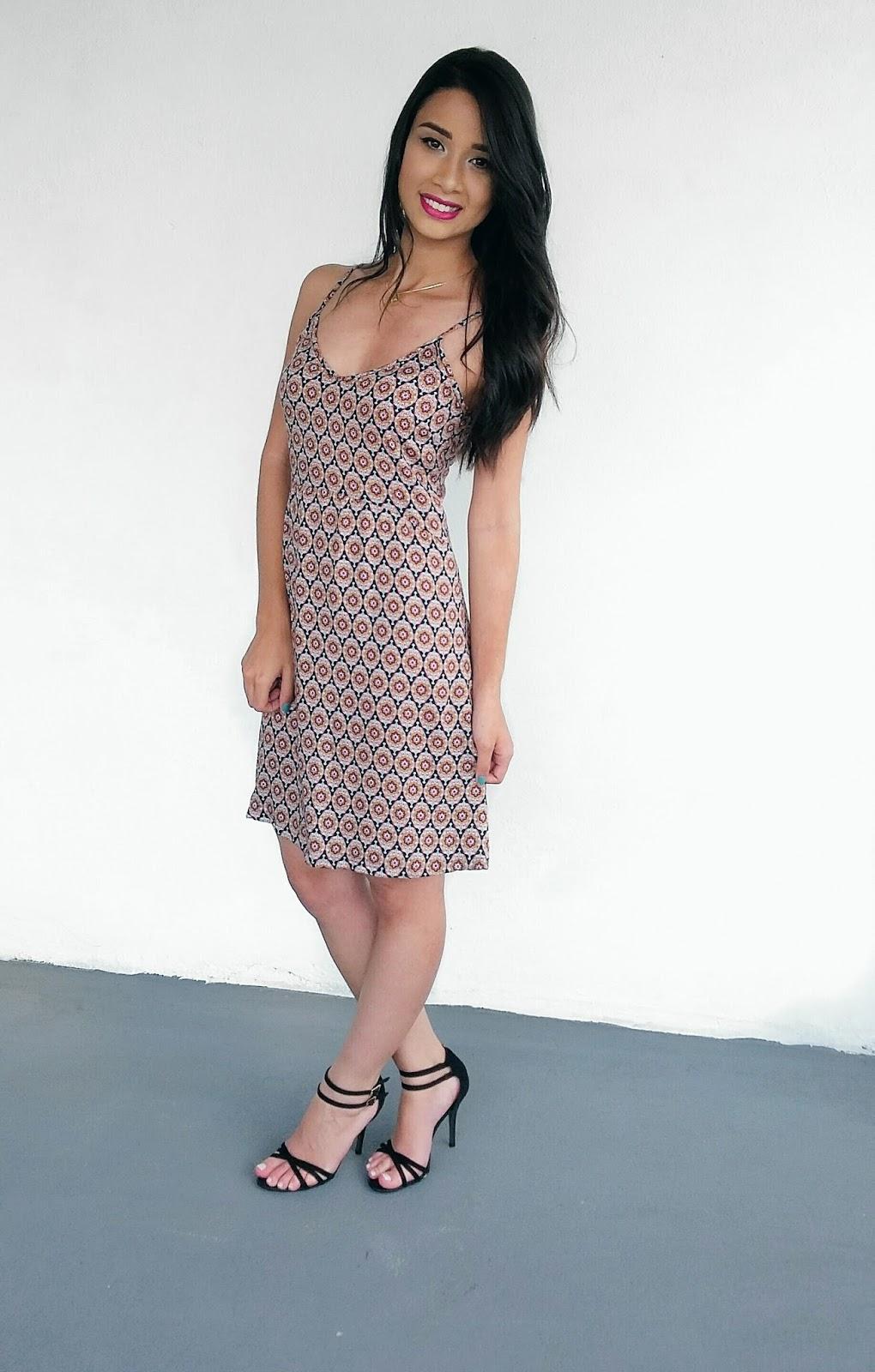 Look do Dia: Vestido Étnico