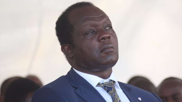 Jubilee SG Raphael Tuju struggling with debt