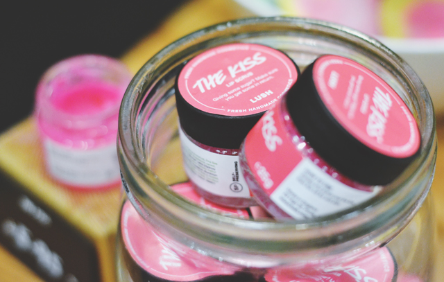 Lush Lip Scrub The Kiss