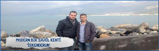 Gezenti-Caner-İskenderun-Gezi-Yazisi