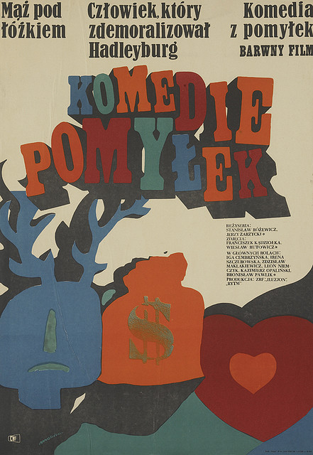 S Polish Film Poster Art