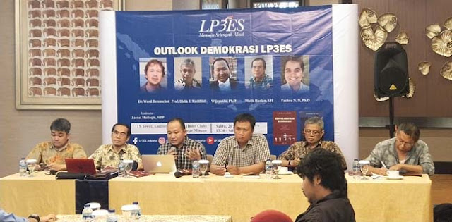 Didik J Rachbini: Di Era Jokowi, Siklus Demokrasi Berubah Jadi Otoriter Kembali Terjadi