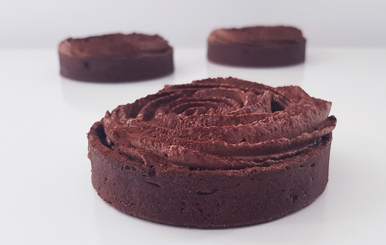 Recette des tartelettes caramel-chocolat