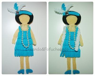 accesorios-muñeca-charlestón-de-fieltro-como-marcapáginas