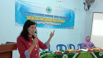 Sosialisasikan Penganggaran Berbasis Gender, Pemkot Mojokerto Gandeng Ormas Perempuan
