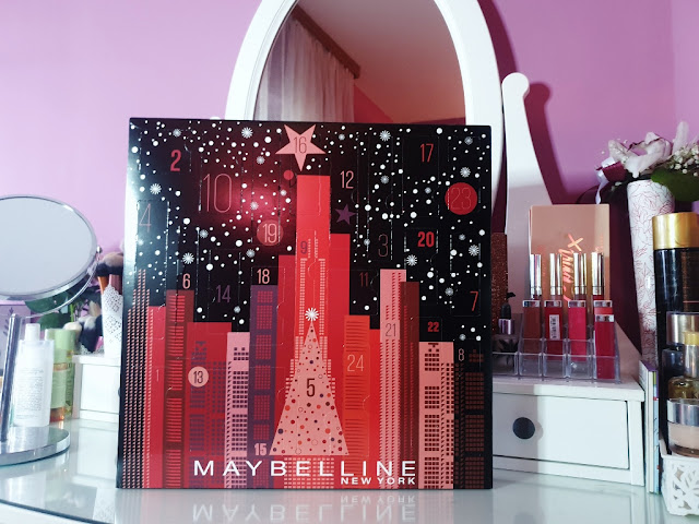 Maybelline adventski kalendar