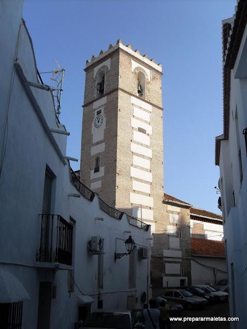 Iglesia del Rosario Salobreña