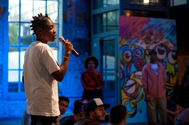 Casa das Caldeiras recebe o III Festival da Frente Nacional de Mulheres no Hip Hop
