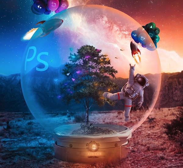 Adobe  Photoshop update | تحديثات جديده فى برنامج فوتوشوب | احتفالا بعيد ميلادها الثلاثين #PsILoveYou30