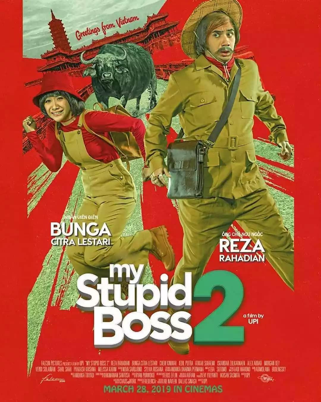 Download Film My Stupid Boss Full Movie : download, stupid, movie, Stupid, (2019), Movie, WebDL, Sobat