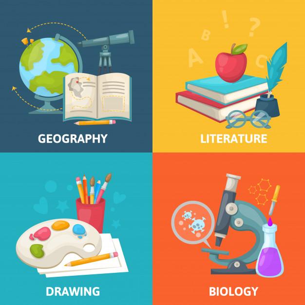 Cabang-Cabang Ilmu Geografi
