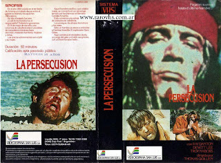La Persecusión = Apache Blood (1975)