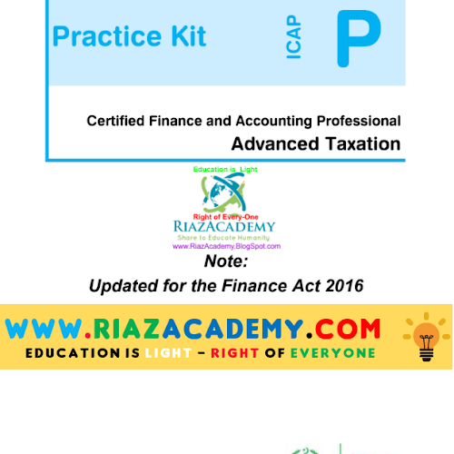 2016-17-ACCA-F4-REVISION KIT-CORPORATE AND BUSINESS LAW (ENG) - Riaz