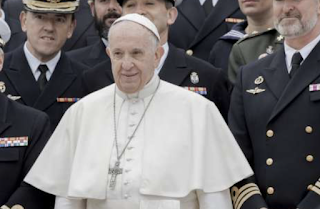 ISIS Group Releases Image of 'Beheaded' Pope Francis