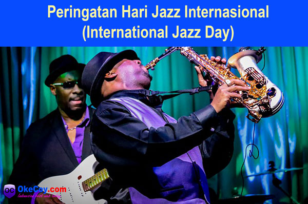 peringatan hari jazz sedunia internasional dunia nasional indonesia 30 april
