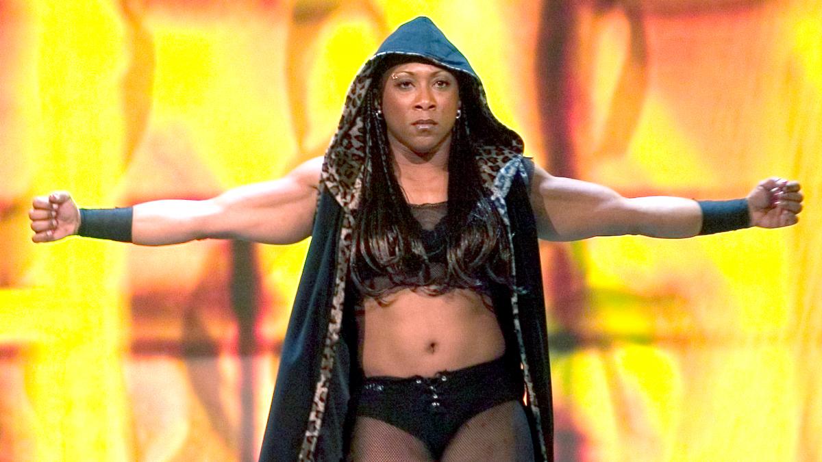 Ex-estrela da WWE Jazz anuncia sua aposentaria