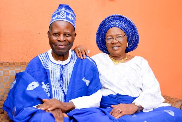 Alhaji Remi and Alhaja Aisha Badmus: Celebrating the GO GETTERS & GO GIVERS at 81 and 80