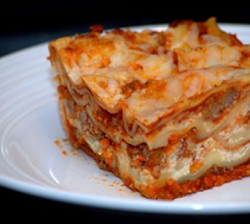 BEST LASAGNA EVER !