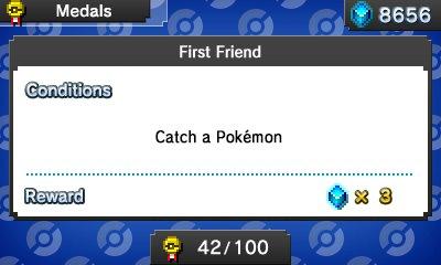 Pokémon Picross Medalhas