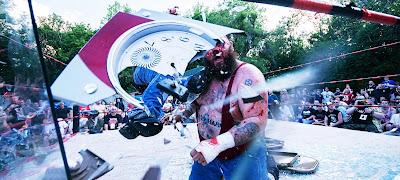 Deathmatch - Wrestling ou Violência Gratuita?
