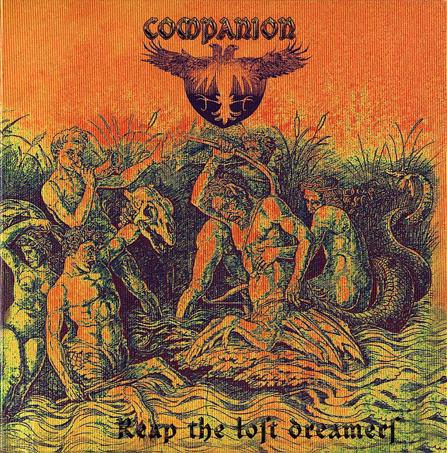 Companion - Reap the lost dreamers - 1974