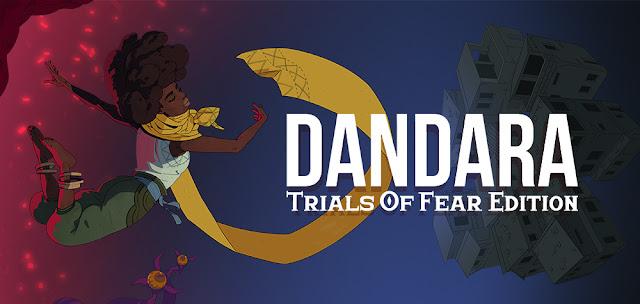 Dandara, metroidvania brasileiro para Switch, receberá atualização gratuita