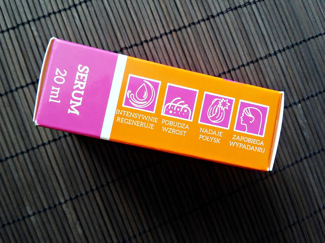 Bioelixire, Macadamia Oil + Collagen - Serum do włosów, informacje o produkcie