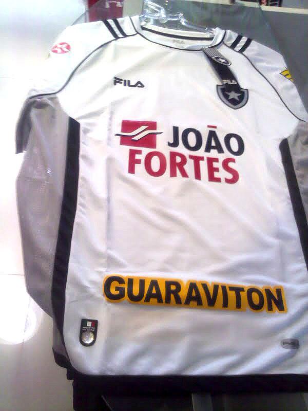 d047c46b8361f Camisas do Botafogo  Nova camisa do Botafogo