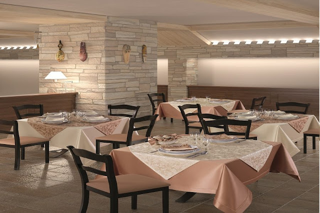 Design interior restaurant - club - Brasov
