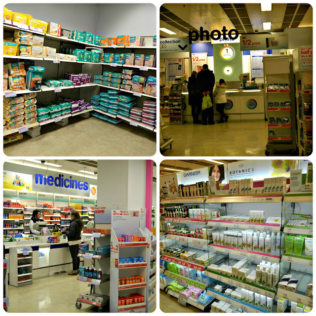 Boots Mealhouse Lane Bolton Baby Photo Pharmacy Skincare Departments