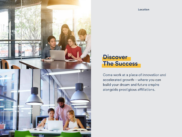 Upper West BSD City - Discover the Success Concept