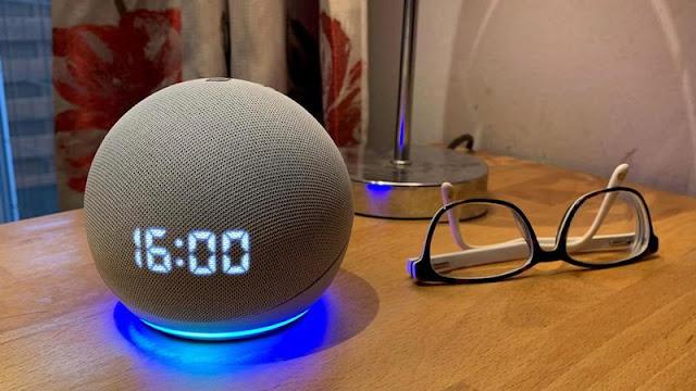 3. Amazon Echo Dot (4th-gen)