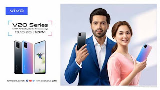 Vivo launched its flagship smartphone V20 | Check All Features