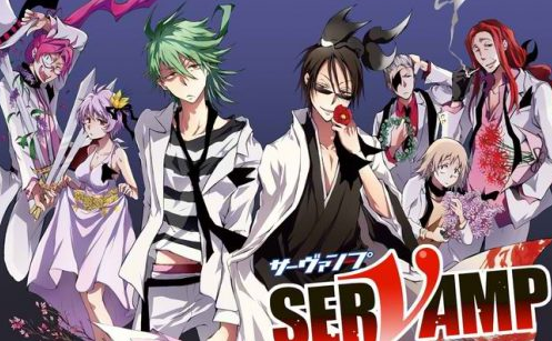 Download Anime Servamp Subtitle Indonesia Batch