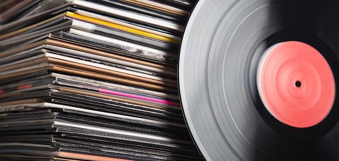 Το βινύλιο σώζει την μουσική βιομηχανία