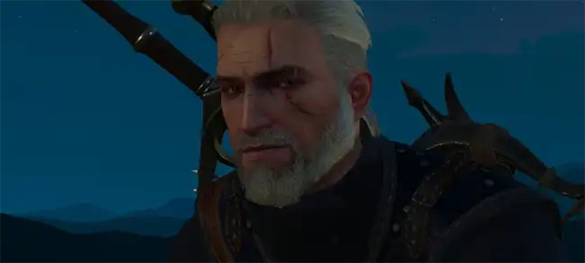 The transformation of Novigrad in the trailer for the HD Reworked Project NextGen mod for The Witcher 3