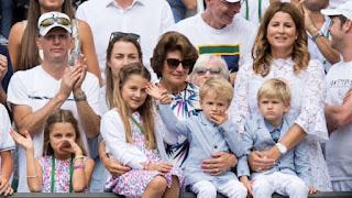 Federer S Kids
