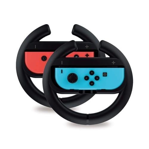 Talkworks Steering Wheel Controller for Nintendo Switch