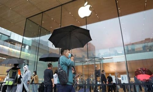 Affected by the energy crisis Apple suppliers have stopped production in China