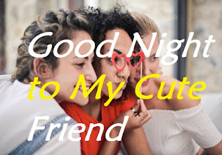 good night images for cute friends