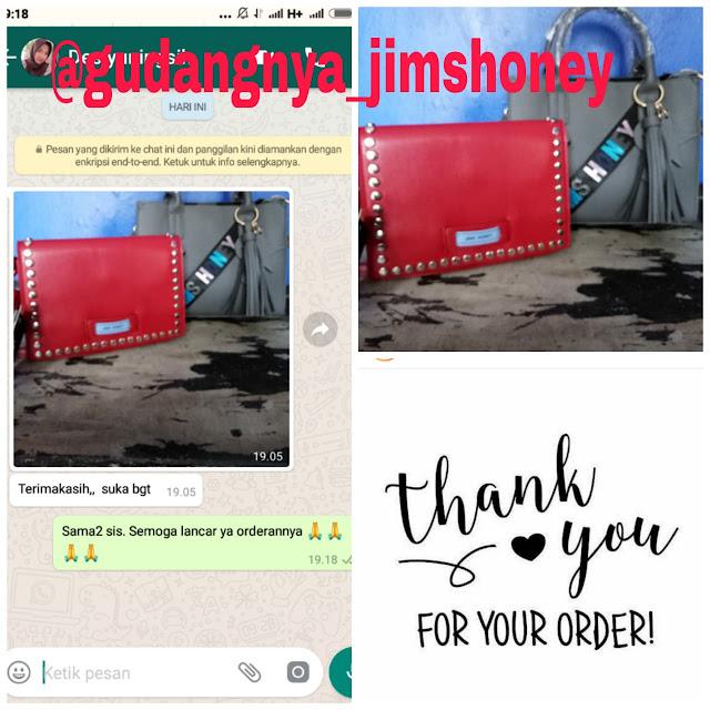 Testimoni Tas Jimshoney Sasha Bag