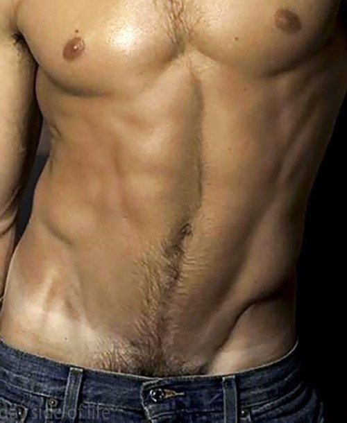 from Will gay pics of male happy trails